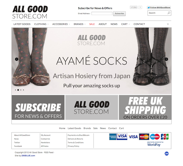 AllGoodStore