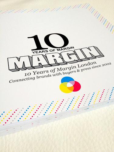 Margin London 10 Year Book