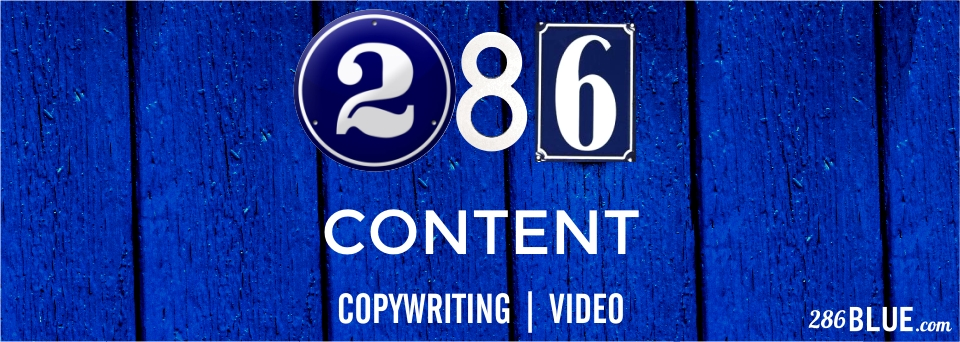 286Blue Content Copyrighting & Videos