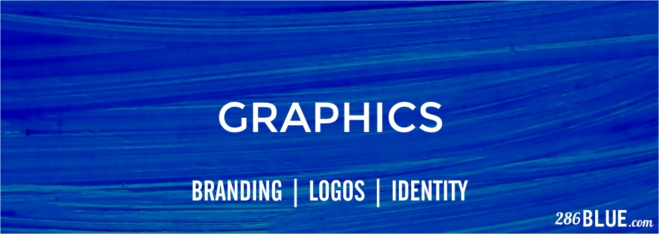 286Blue Graphics & Branding