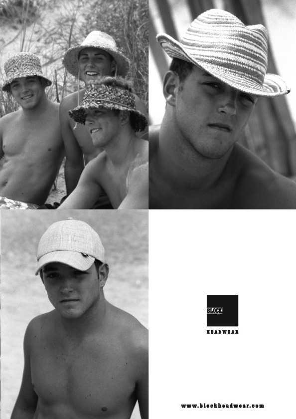 Block Headwear Catalogue SS03