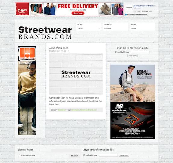 StreetwearBrands.com