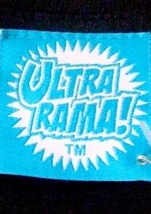 Ultrarama Woven Label